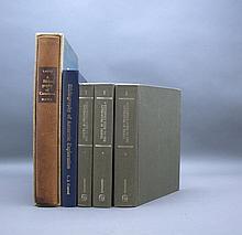 5 Vols incl: Conrad. BIBLIOGRAPHY OF ANTARCTIC...