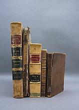 5 vols, Militaria, 1810-1812.