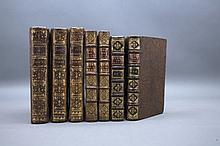 7 Vols by Paul Scarron, 1675-1775.