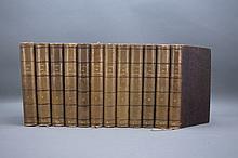 VIES DES SAINTS. 12 Vols. 1855-56, (nd).