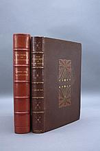 2 Books: Zaehnsdorf and The Adams Bindery.