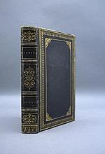 Double foreedge painting: Scott. MARMION. 1811.
