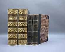 4 Vols incl: THE CRUISE OF THE MARCHESA... 1886.