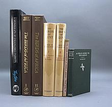 7 Vols incl: Harrison. THE BIRDS OF KENT.