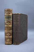 2 Books incl: ACCOUNT OF THE RUSSIAN... 1803