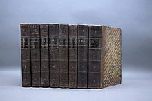 FERNS: BRITISH AND EXOTIC. 8 Vols. 1861-65.
