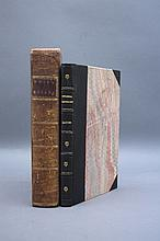 2 Books incl: Rose. THE ELEMENTS OF BOTANY. 1775.