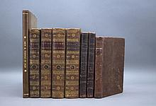8 Vols incl: Edgworth. THE ABSENTEE. 2 Vols. 1812.