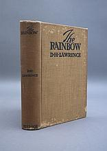 D. H. Lawrence. THE RAINBOW. 1st American edition.