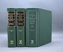 3 Vols: Adams + NLM.