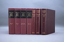 7 Vols incl: A BIBLIOGRAPHY OF AMERICAN NATURAL...