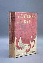 THE CATCHER IN THE RYE. Little, Brown, 1951.
