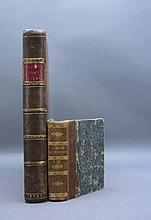 2 Books incl: AN ACCOUNT OF THE PELEW...1789.