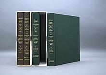 HARVARD COLLEGE... CATALOGUE... 4 Vols in 2 Parts.