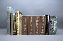 12 Vols incl: Elgood, Jekyll SOME ENGLISH GARDENS.