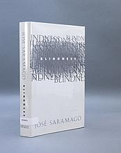 Blindness. Signed by Jose Saramago. 1st edition.