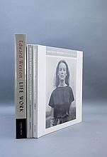 3 Books incl: EDWARD WESTON: LIFE WORK. (2003).