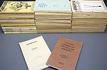 HEBERTIA/ PLANT LIFE. 67 issues, 1934-98.