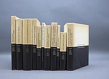 11 Vols: The American Negro... (1968-69).