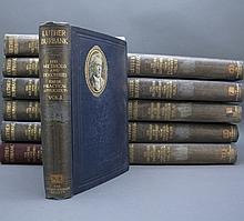 LUTHER BURBANK: His Methods... 12 Vols. 1914-15.