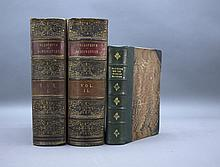 3 Vols incl: Rand. FLOWERS FOR THE PARLOR...1863.