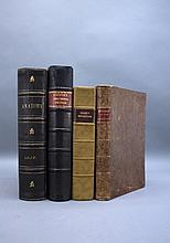 4 Books incl: Cooper. THE ANATOMY AND SURGICAL...