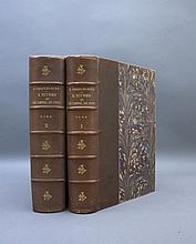 L'ISTHME ET LE CANAL DE SUEZ. 2 Vols. 1901.