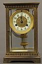 Waterbury Clock Co. crystal regulator