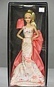 Rose Splendar Pink Label Barbie Collector Doll