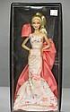 Rose Splendar Pink Label Barbie Collector Doll