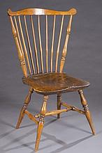 American Windsor chair.