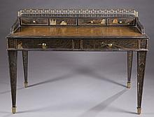 Maitland Smith chinoiserie desk.