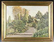 Andersen, Fredrik Georg, Landscape, O/c, 1928.