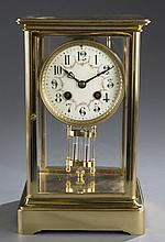Medaille Dargent French mantel clock.