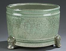 Chinese porcelain censer