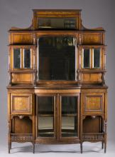 Eastlake style sideboard, 19th / 20th century.