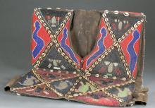 Beaded West African vest. 20th century.