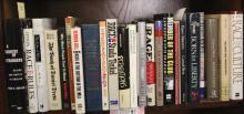 ~30 Vols on Race & Politics w/ sgd. CORNELL WEST