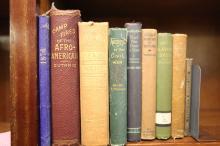 ~27 Vols: Slavery,  Abolitionism & US Civil War.