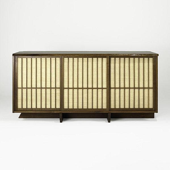 MIRA NAKASHIMA; NAKASHIMA STUDIOS; Fine and large
