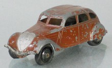 FRENCH DINKY 24K PEUGEOT 402