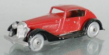 FRENCH DINKY 24E SUPER STREAMLINED SALOON