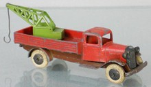 FRENCH DINKY 30E BREAKDOWN TRUCK
