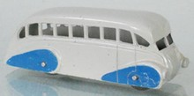 DINKY 29B STREAMLINED BUS