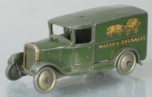 DINKY 28K MARSH'S SAUSAGES DELIVERY VAN
