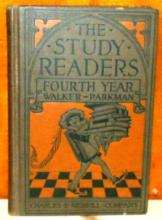 The Study Readers 4th Year; Walker & Parkman; 1924