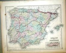 Colton's General Atlas; Colton, G. Woolworth; 1875