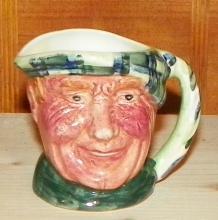 Lancaster Scottish Toby Mug