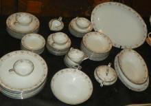 62 Piece Set of Noritake Bloomfield