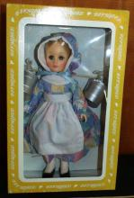 Effanbee Doll - The Little Milk Maid #1161